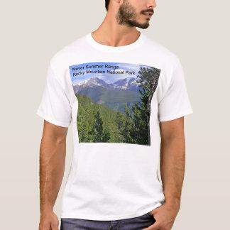 Camiseta Nunca gama del verano