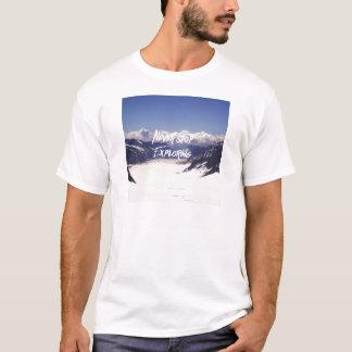 Camiseta Nunca pare el explorar