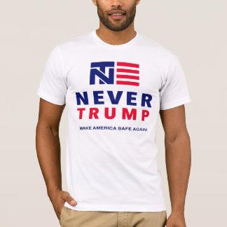 "Camiseta ""NUNCA TRIUNFO"" (de doble cara)"