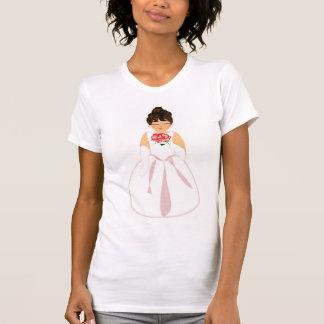 "Camiseta nupcial del honor del fiesta I ""criada"""