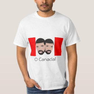 Camiseta ¡O Canadá! Versión de Drake