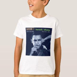 Camiseta obama 2012 LO HACE OTRA VEZ otra vez