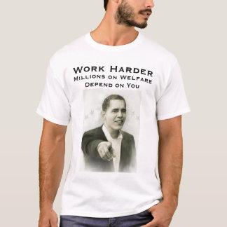 Camiseta obama le quiere