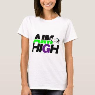 Camiseta Objetivo alto
