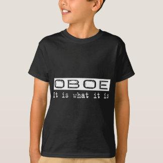 Camiseta Oboe es