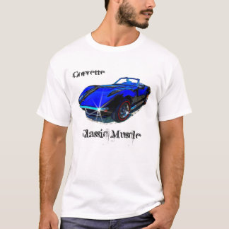 Camiseta Obra clásica Vette 1970