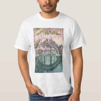 Camiseta Obra maestra clásica oriental del vintage asiático