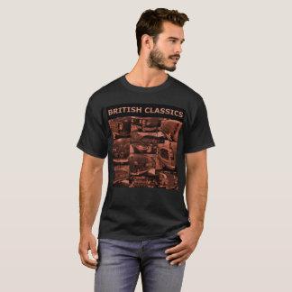 Camiseta Obras clásicas británicas