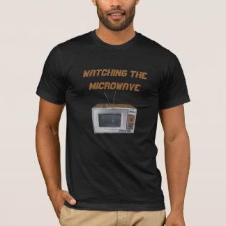 Camiseta Observación de la microonda