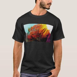 Camiseta Observación de la pintura del sol