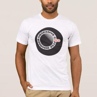 Camiseta obsesiva del desorden (OCD) del café