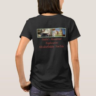 Camiseta ObsoleteOddity abandonó las exploraciones -