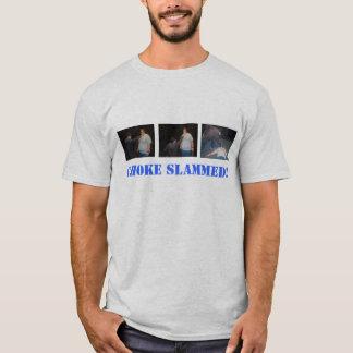Camiseta ¡Obstrucción cerrada de golpe!