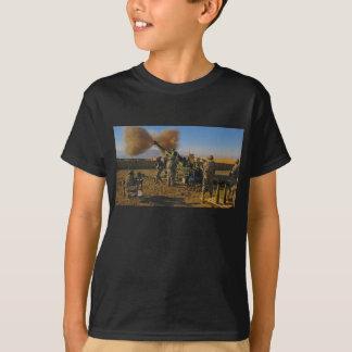 Camiseta Obús remolcado Afganistán 2009 de la luz M777