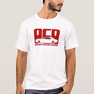 Camiseta OCD - Desorden obsesivo de Camaro