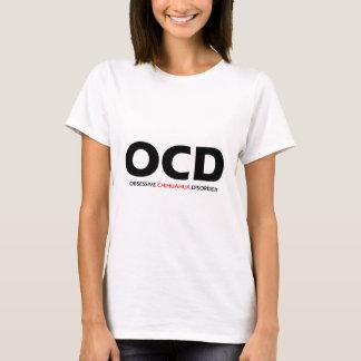 Camiseta OCD - Desorden obsesivo de la chihuahua