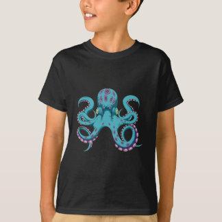 Camiseta Octopus Oktopus pulpo kraken