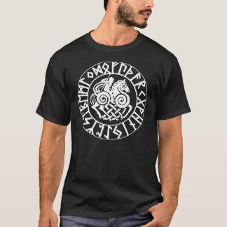 Camiseta Odin en Sleipnir