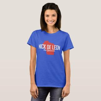 Camiseta oficial de la campaña de las mujeres