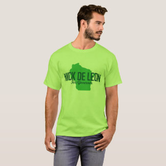 Camiseta oficial de la campaña (verde lima)