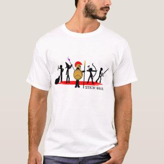 Camiseta oficial de la guerra del palillo