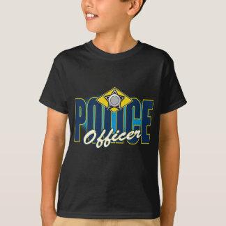 Camiseta Oficial de policía