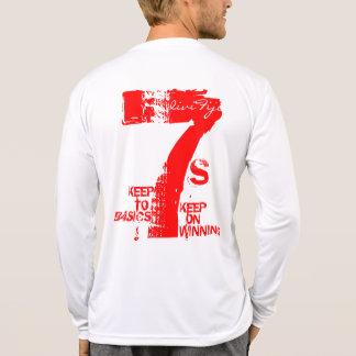 Camiseta oficial del desgaste de la fan de