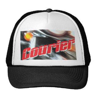 Camiseta oficial del mensajero gorras