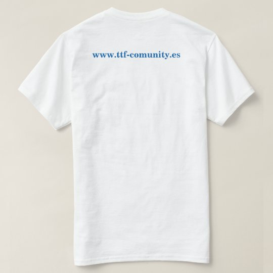 Camiseta oficial TTF