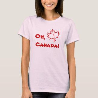 Camiseta ¡Oh, Canadá!