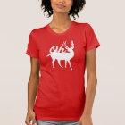 Camiseta Oh ciervos