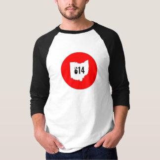 Camiseta Ohio 614 3/4 manga