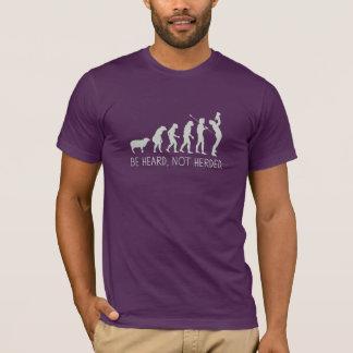 Camiseta Óigase no reunido