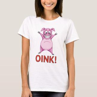 Camiseta ¡oink!
