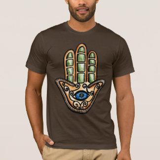 Camiseta Ojo de Hamsa, mano de Fátima