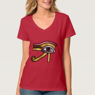 Camiseta Ojo de oro de Horus