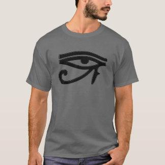 Camiseta OJO del símbolo de Horus el | de la protección y