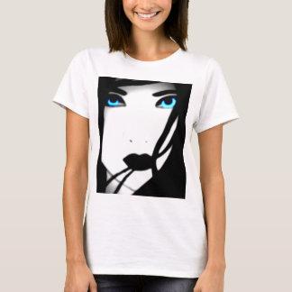 Camiseta Ojos como el hielo: Arte japonés