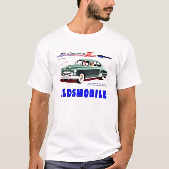 Camiseta Oldsmobile Rocket'88