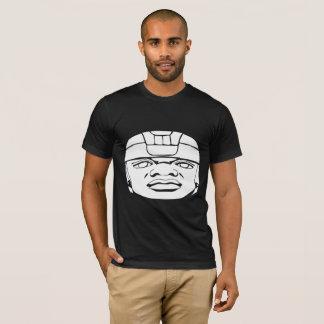 Camiseta Olmec - blanco