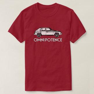Camiseta Omnipotencia