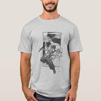 Camiseta Onda del samurai