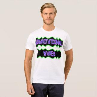 Camiseta Ondas gravitacionales