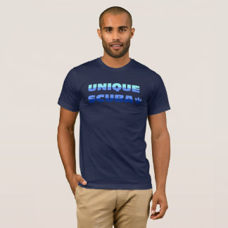 Camiseta Opinión de profundidad única del equipo de