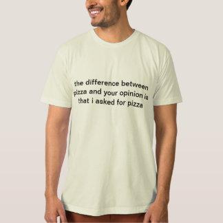 Camiseta opiniones ningunas gracias