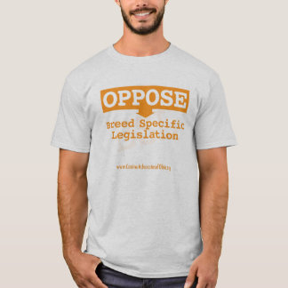 Camiseta Opóngase a BSL