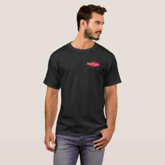 Camiseta Orc elimina las plantas débiles T negro