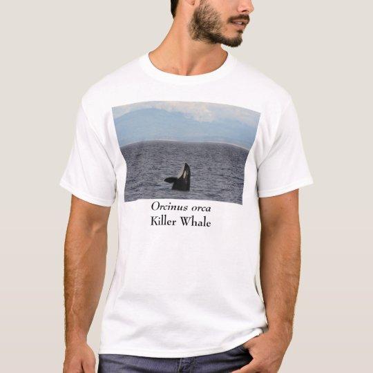 Camiseta Orca del Orcinus
