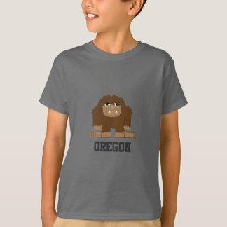 Camiseta Oregon Bigfoot