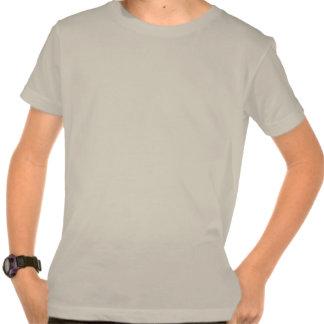 Camiseta orgánica de American Apparel del vintage